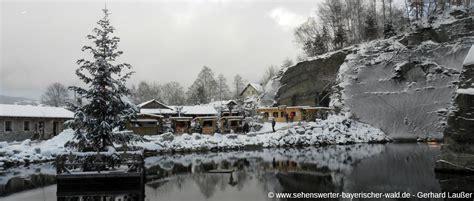 hauzenberg weihnachtsmarkt im steinbruch steinwelten