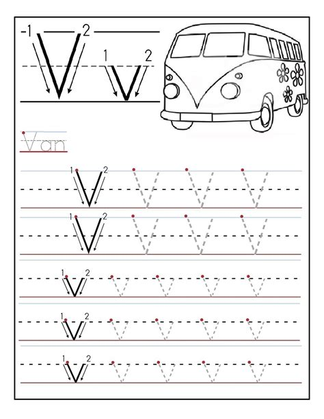 Trace Letter Worksheets Free Printable 2017  Loving Printable