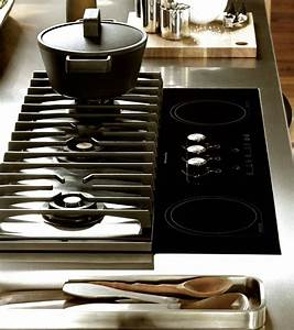 Plaque De Cuisson Gaz Induction : table cuisson mixte ~ Melissatoandfro.com Idées de Décoration