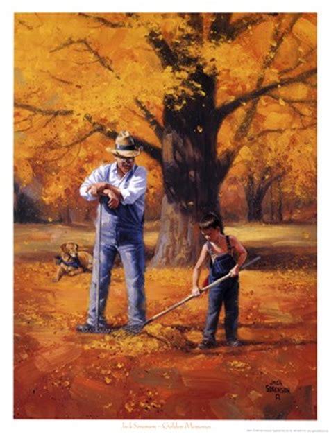 golden memories fine art print  jack sorenson