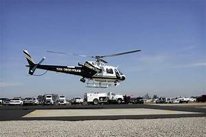 San Diego police helicopters slash flying time - The San ...