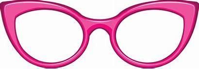 Clipart Glasses Clip Sunglasses Transparent Eyeglasses Funny