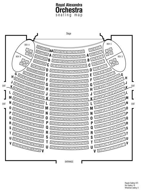 Royal Alexandra Theatre - Maplets