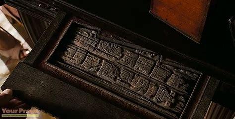 National Treasure 2 Book Of Secrets Olmec Plank Original. Chrome Table Legs. Cheap White Corner Desk. Chair Side Tables. 120 Table Runner. White Table And Chairs. Aspen Furniture Desk. Art Master Desk. Ibm Smartcloud Control Desk