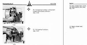Deutz 511 Service Manual F1l F2l Workshop Repair Engine