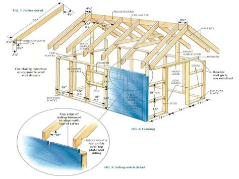 blueprints houses easy simple tree house plans free tree house plans