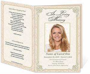 218 best images about creative memorials with funeral With funeral handouts template