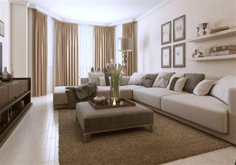 grand canape pas cher décoration salon moderne taupe exemples d 39 aménagements