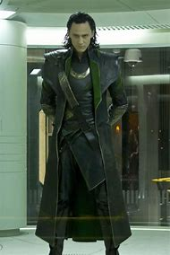 Avengers Loki Full Body