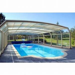 piscine couverte quel prix pour votre installation de reve With prix piscine enterree couverte