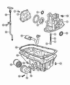 Dodge Challenger Pump  Engine Oil  Pconsists