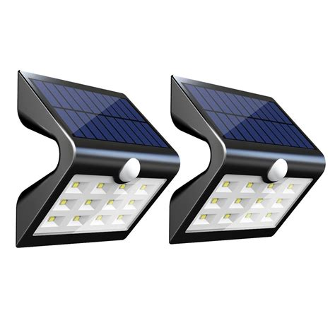 Solar Led Leuchte by Innogear 2nd Version 14 Led Solar Lights With Rear