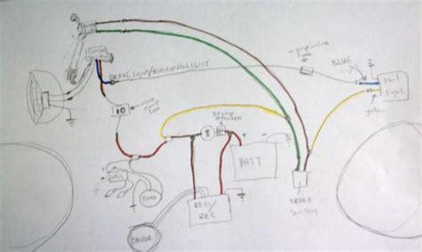 Kickstart Wiring Harnes Suzuki Dirt Bike by Kick Start Only And A Wiring Diargam For Dummies Yamaha