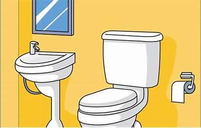 Clipart Sink Toilet Funny Clip Bathroom Bowl