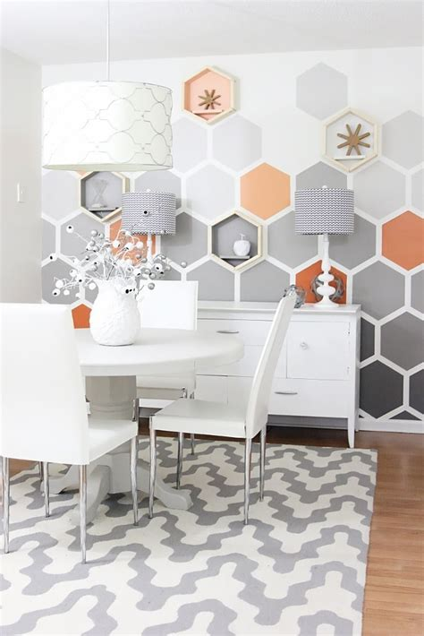 amazing  accent wall ideas  beauty