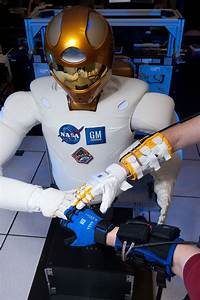 NASA - Robotic Technology Lends More Than Just a Helping Hand