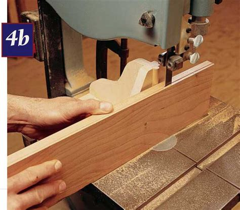 aw extra  bandsaw jigs popular woodworking magazine