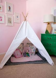Tipi Little Nice Things : pink door nursery tour all things big and small ~ Preciouscoupons.com Idées de Décoration