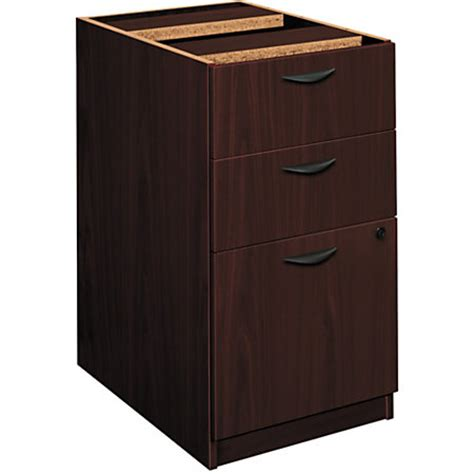 basyx by hon file cabinet basyx by hon bl series 3 drawer pedestal file cabinet 27