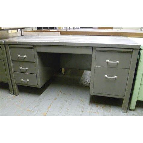 Mid Century Tank Desk2TD   Used Furniture   City