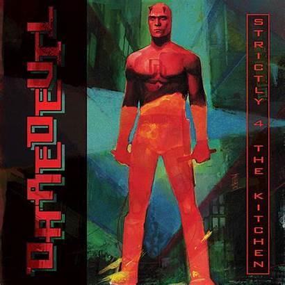 Daredevil Hop Hip Marvel Covers Variant Maleev