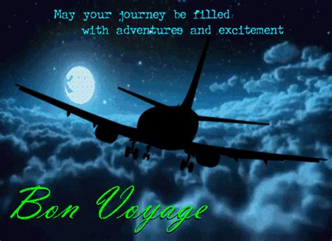 Happy Bon Voyage Card Free Bon Voyage Ecards Greeting