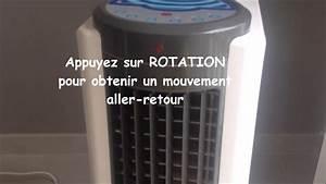 Refroidisseur D Air : refroidisseur d 39 air youtube ~ Melissatoandfro.com Idées de Décoration