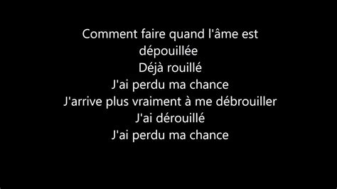 Le Meme Que Moi Lyrics - claudio cap 233 o dis le moi lyrics youtube