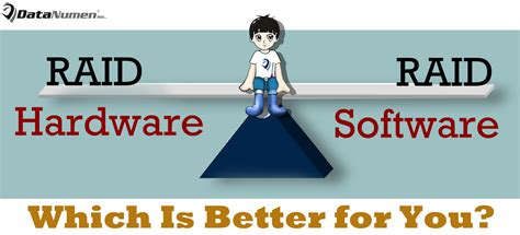 Hardware Vs Software Raid Which Is Better For You? Data