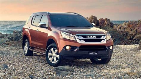 With the two rear rows of seats fully folding, there's a configuration for pretty much every scenario. Toyota Fortuner rivalling Isuzu MU-X SUV launching this ...