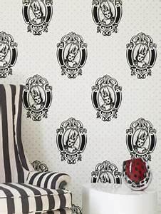 wand couture im stil von art deco With markise balkon mit tapeten im biedermeierstil