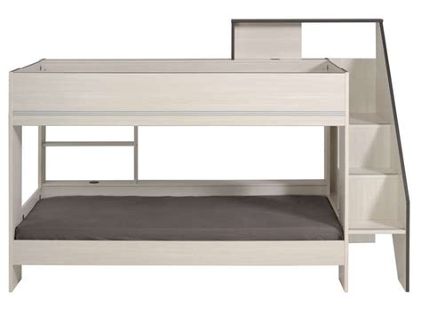 gain de place chambre lits superposés 90x200 cm gravity vente de lit enfant