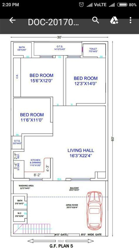 convert floor plan  sketch  image drawing  autocad  piyushmalewar bhk house plan