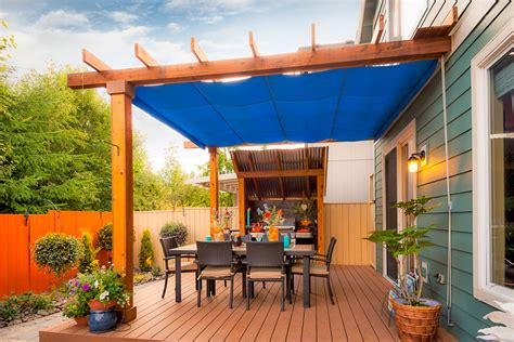 retractable patio cover in vancouver shadefx canopies