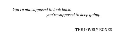important quotes in the lovely bones