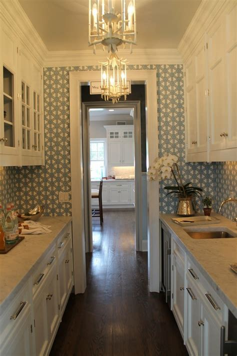 5 steps of successful designing galley style kitchens