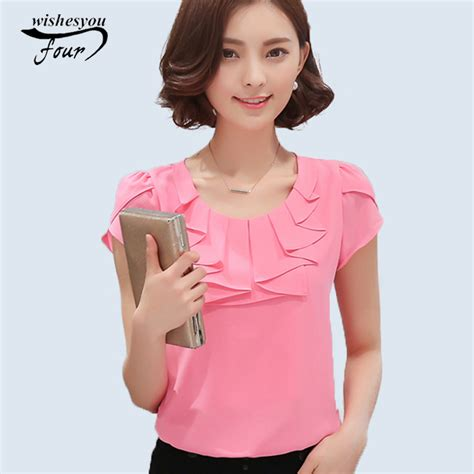 womens blouses blouse 2017 fashion office shirts blouses