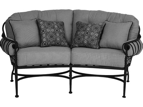 Loveseat Replacement Cushions by Meadowcraft Athens Loveseat Replacement Cushions 3621000