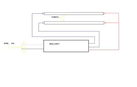 Looking For Wiring Diagram Philips Ballast