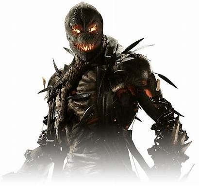 Scarecrow Injustice Deviantart Render Portrait Dc Monster