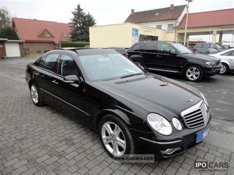 2008 Mercedes-benz E-class E320 Cdi Avantgarde Pano