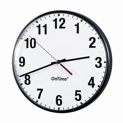 Analog Clock Network Ethernet Power Clocks