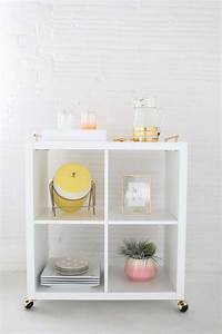 Ikea Kallax Diy : 25 ikea kallax or expedit shelf hacks hative ~ Orissabook.com Haus und Dekorationen
