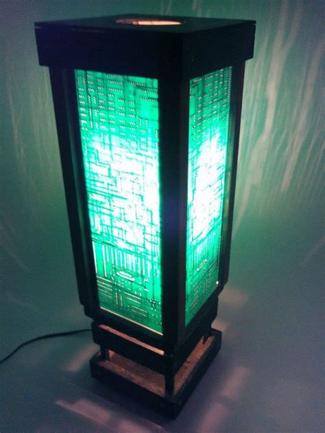 Repurposed Tech Circuit Boards Diy Frame Togather