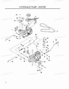 Husqvarna Zero Turn Parts Diagram