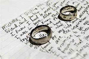 6 steps to writing the perfect personalized vows With wedding ring writing