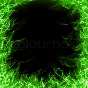 Green Flame Wallpaper - WallpaperSafari