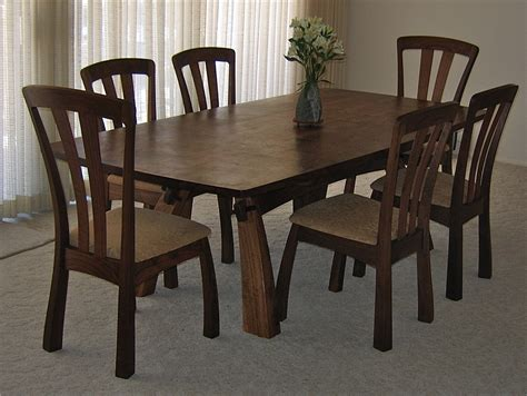 bench style table and chairs traditional dining room design with pine wood dining table
