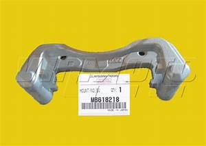 Viamoto Mitsubishi Car Parts Front Caliper Mounting