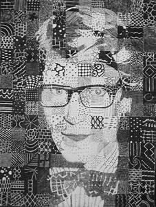 Ms  Eaton U0026 39 S Phileonia Artonian  Mosaic Grid Zendoodle Drawings